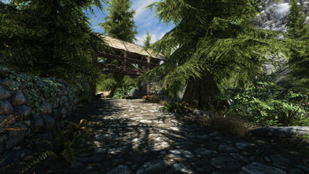 Skyrim - Riverwood 2 by Optimag