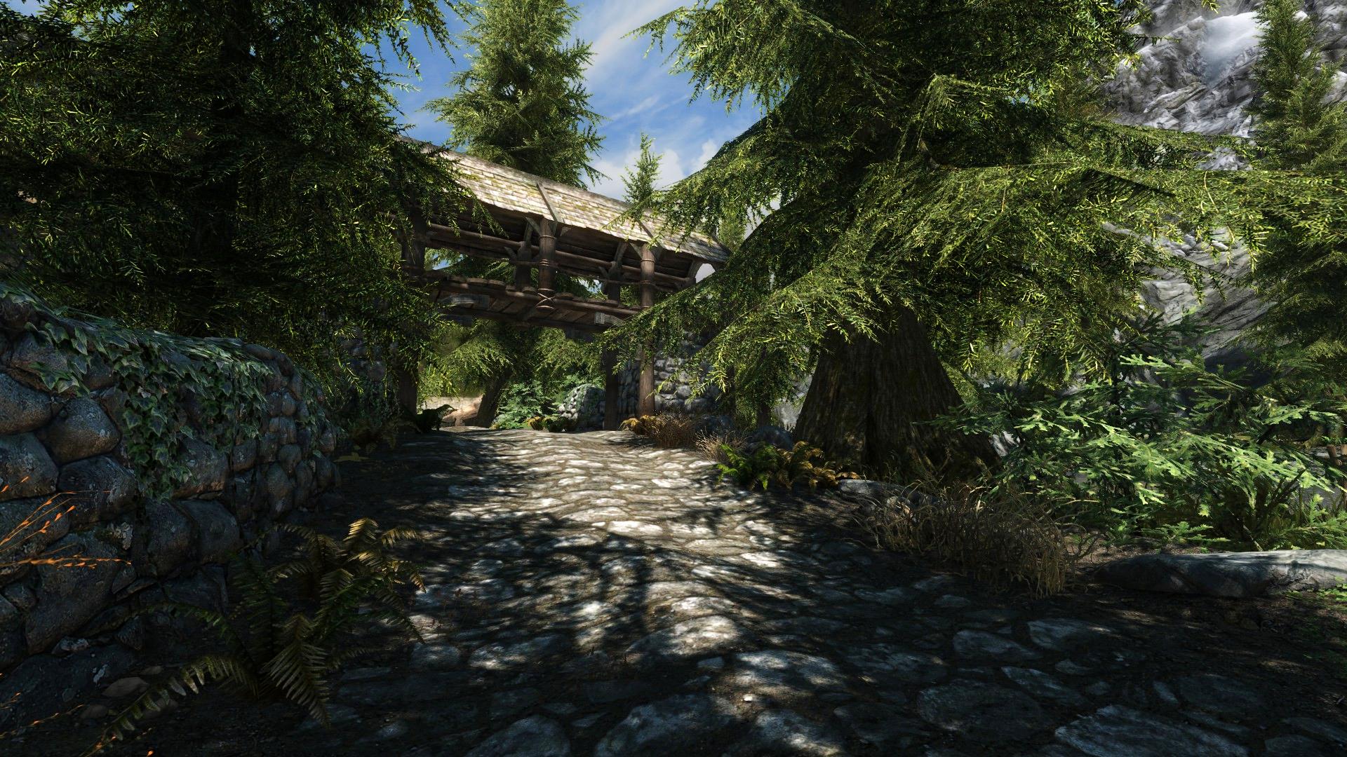 Skyrim - Riverwood 2