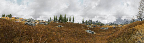 Skyrim - A Nord's Last Thoughts by Optimag