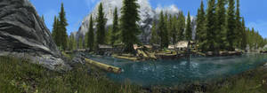 Skyrim - White River Tranquility