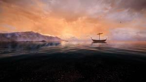 Skyrim - Waves of Calm
