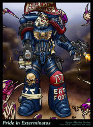 Space Marines favourites by Inquisitorchris1 on DeviantArt