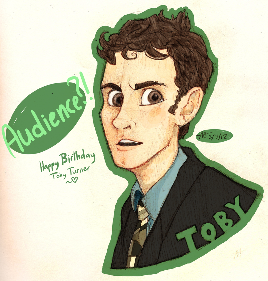 Toby Turner by Amessicle