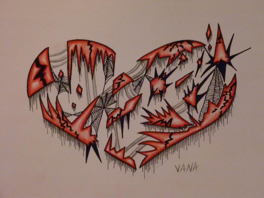 Dead Heart by InnocenceOfOurHearts