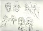 SakuHima Doodles