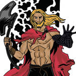The Unworthy Thor by Gianfranco Autilia
