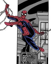 The Spectacular Spider-Man by Gianfranco Autilia