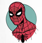 Spider-Man rapid drawing by Gianfranco Autilia