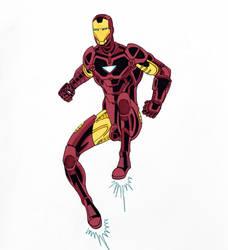 Iron Man by Gianfranco Autilia