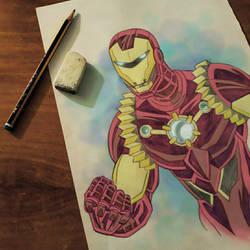 Iron Man 2020 by Gianfranco Autilia