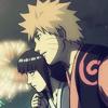 Naruto-Hinata Icon by Herdest