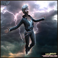 Comicon '10 Storm - final by polyphobia3d