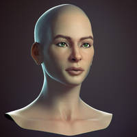 Frenja - texture test by polyphobia3d