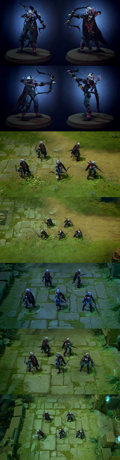 Dota2 Set: Gifts of the Shadowcat