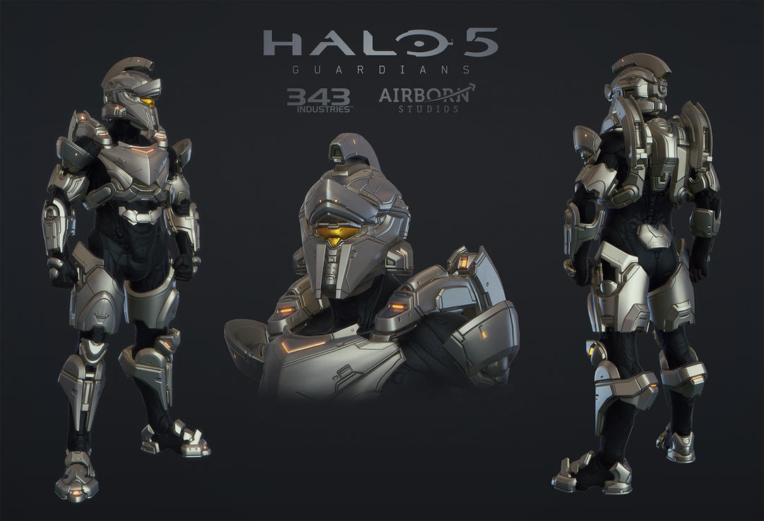 Halo 5 Multiplayer Armor Achilles 587220347 on This Was A Collaborative Project I Did With One