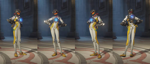 Overwatch T-Racer by polyphobia3d