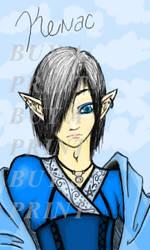 Veramnium Character Kenac by MysticBlack5