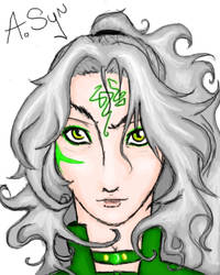 Veramnium Character 2: A. Syn by MysticBlack5