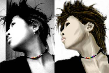Diana Comparison by MysticBlack5