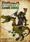 Pirate Ninja Robot Zombie Dino