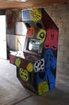 Nintendo Arcade Machine 1