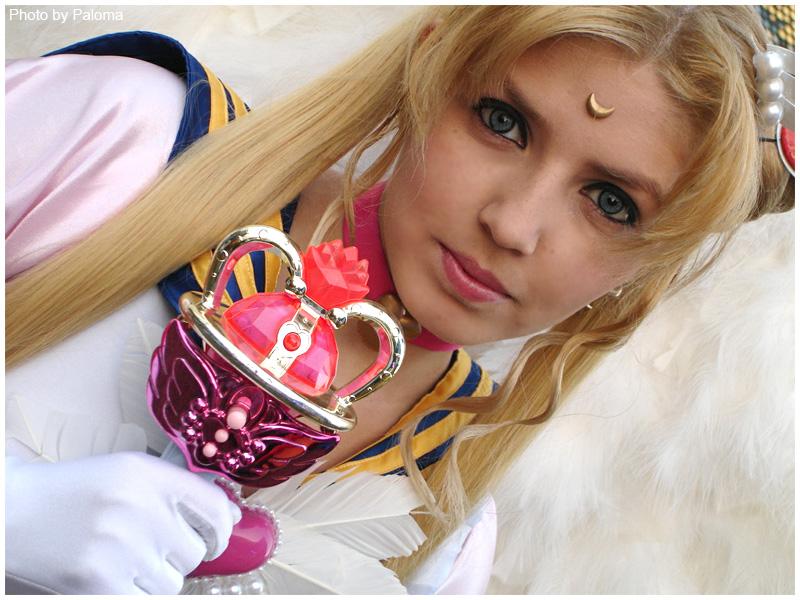 Eternal Sailor Moon Cosplay by palchan