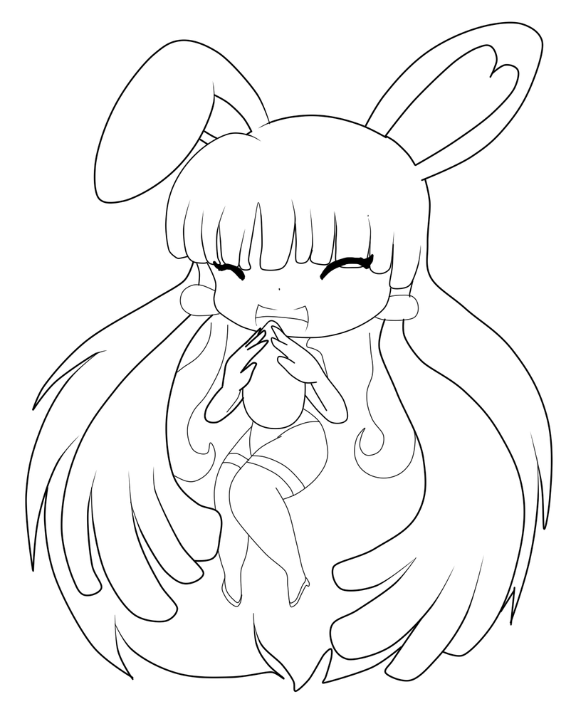 Bunny Girl by Sinful-Intoxication on DeviantArt