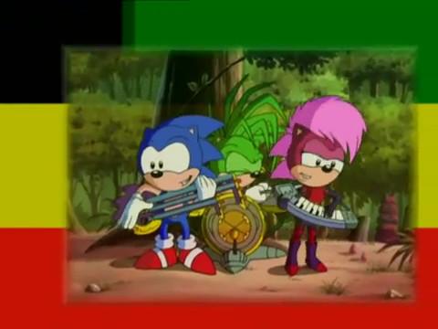 Sonic Underground The Song Of Friendship (3) by Darkramiess