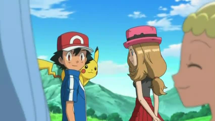 AmourShipping Ash and ...