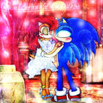 I want this Dance to last forever You and ME Sonic by Darkramiess
