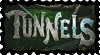 Tunnels Stamp by DragonRichard