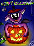 Rich And The Pumpkin by DragonRichard