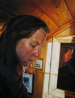 Reflection_Davids_Studio by HeatherHorton