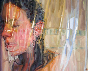 Self_Portrait_Renewal by HeatherHorton