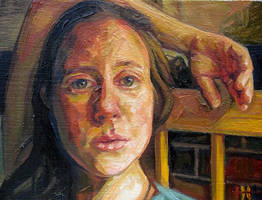 Self_Portrait,Smallest by HeatherHorton