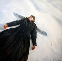 'Central Park Angel' by HeatherHorton
