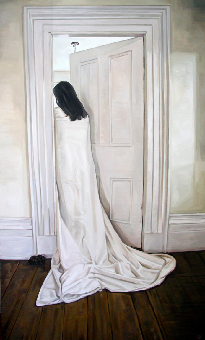 Gayle_Waiting by HeatherHorton