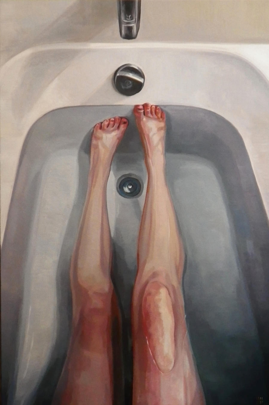 'What Frida Taught Me' by HeatherHorton