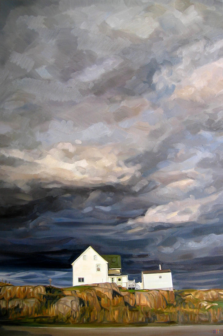 StormOverWesleyville by HeatherHorton