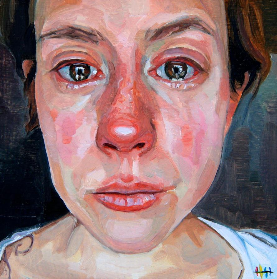 SelfPortraitFugue by HeatherHorton