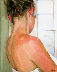 Shower_Study by HeatherHorton