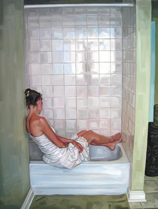 Woman_In_Shower by HeatherHorton