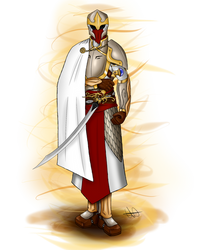 EV- Knight of The Sands