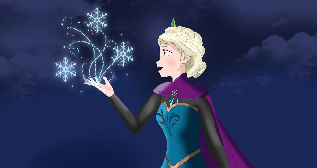 Disney frozen elsa let it go