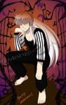 InuYasha Halloween by FreddyKruegerFan12