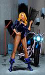 Black Canary 2