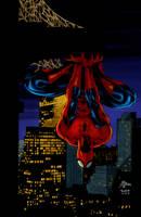 Spiderman by Troianocomics