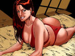 Mary Jane in Hotel_colors