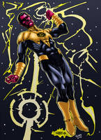 Sinestro_Colors by Troianocomics