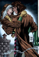 Rogue and Gambit_02 by Troianocomics